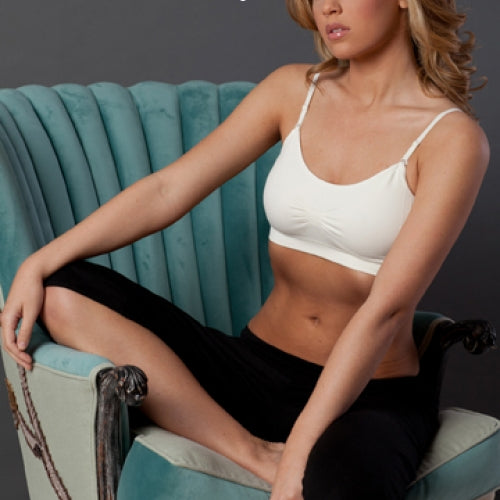 Scoopneck Seamless T-Shirt Bra - Regular-Bra-Honeyed Boutique
