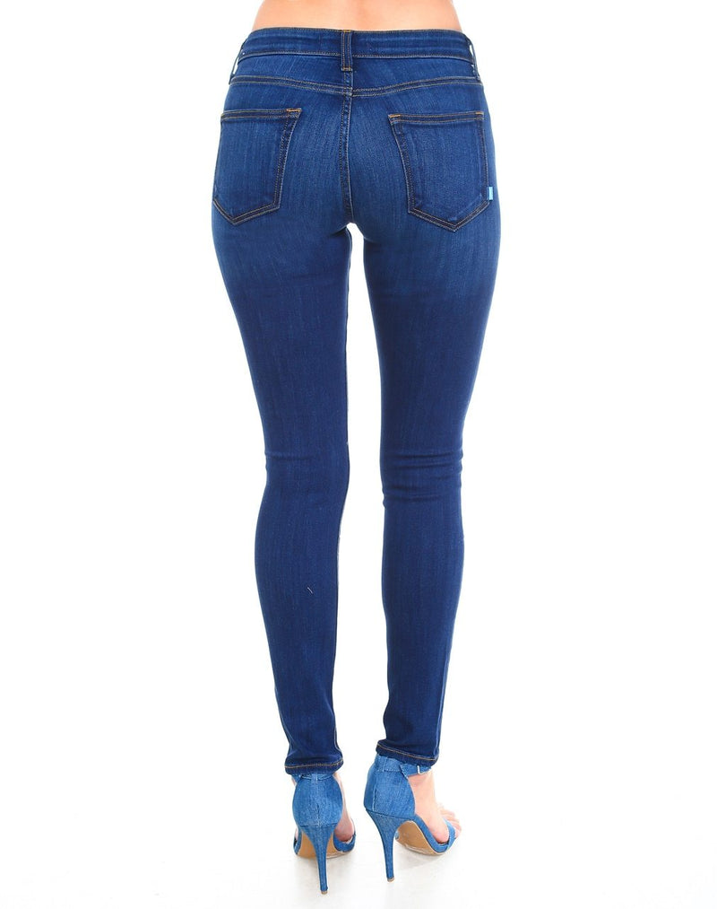 Slim Fit Skinny Jeans-Honeyed Boutique