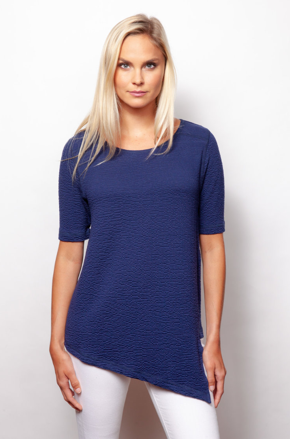 Ballet Asymmetrical Top-Tops-Honeyed Boutique