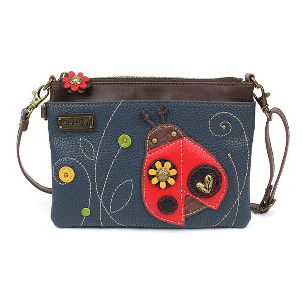 Lady Bug Mini Crossbody Bag