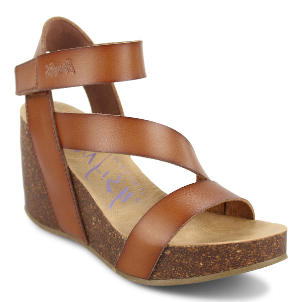 Velcro Sandy Wedges