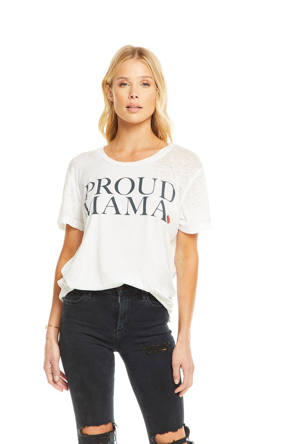Proud Mama Graphic Tee-Graphic Tee-Honeyed Boutique