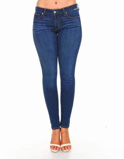 Curvy Skinny Fit Jeans