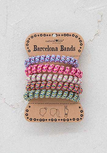 Barcelona Multi-colored Paracord
