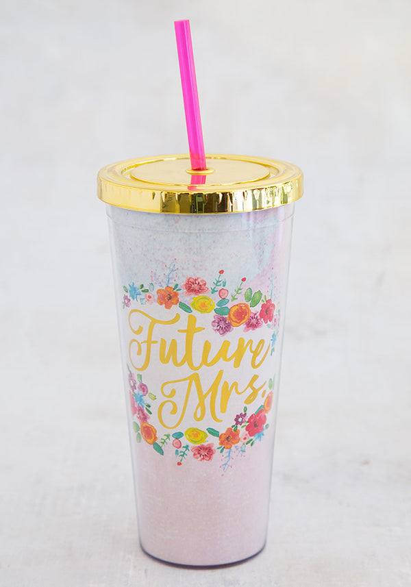 Future Mrs on the go cup