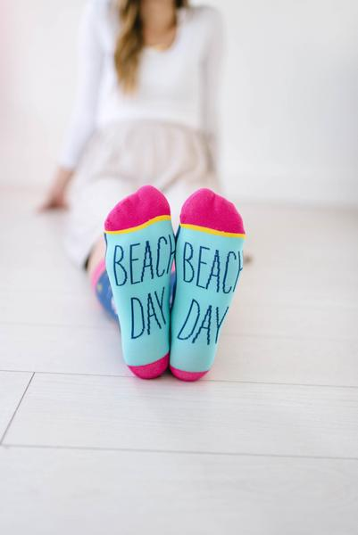 Beach Day Socks