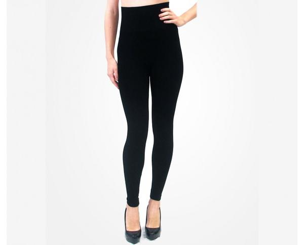 High Waisted Plus Leggings