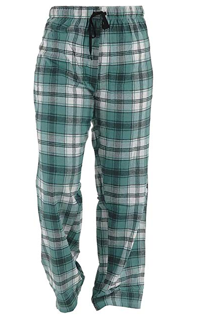 Plaid Lounge Bottoms