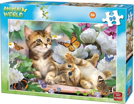 CATS PUZZLE.