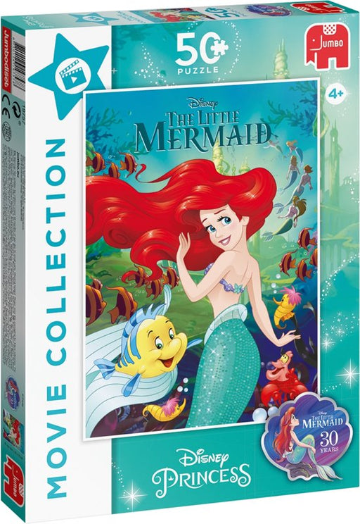 PRINCESS ARIEL CINEMA PUZZLE.