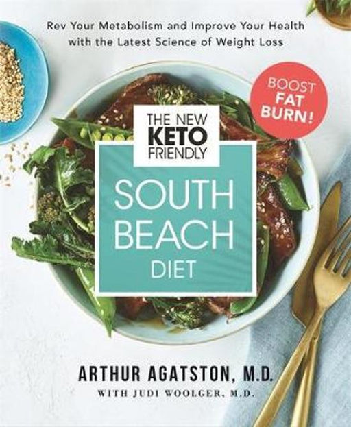 The New Keto-Friendly South Beach Diet.