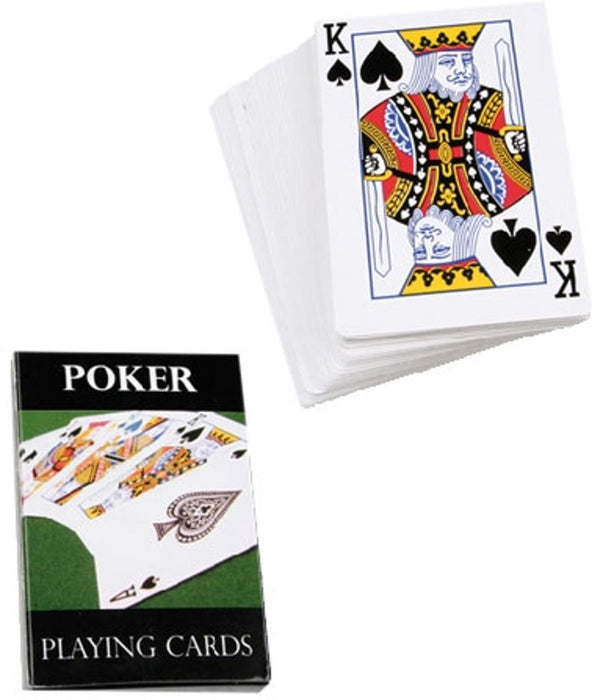 Playing Cards, Poker