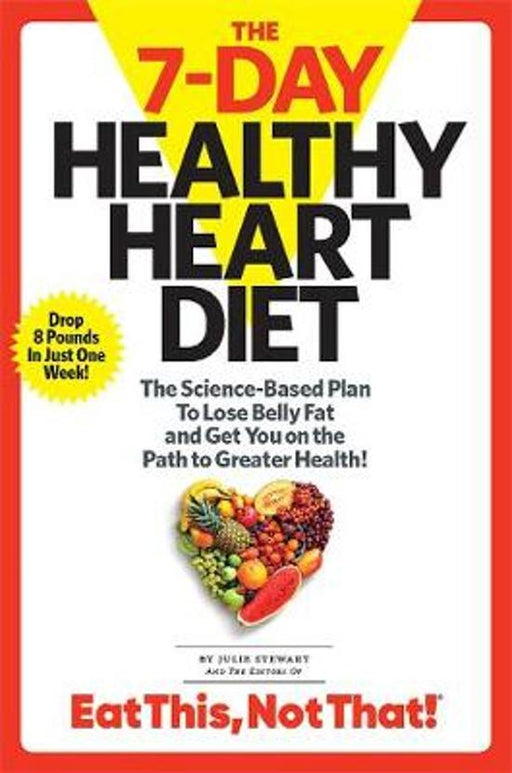7-DAY HEALTHY HEART DIET.