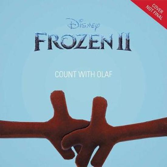 Disney Frozen 2: Count with Olaf