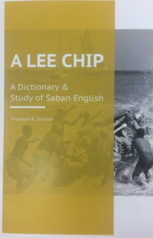 A LEE CHIP: A dictionary & study of Saban English