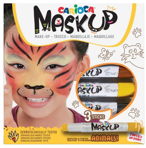 Mask Up Face Paint Box