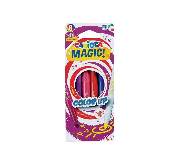 Magic Color Markers