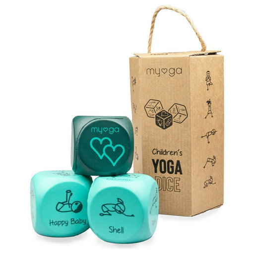 Kids Yoga Dice