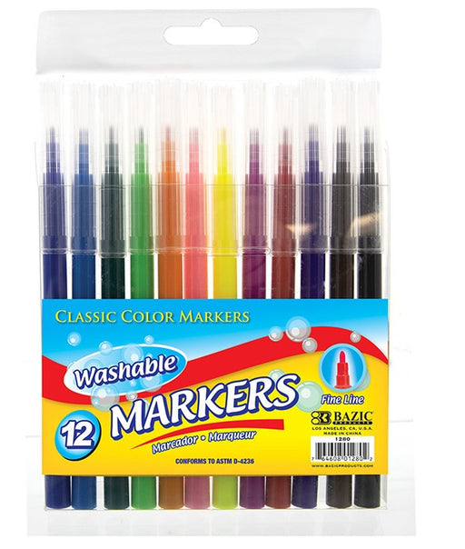 Classic Color Markers