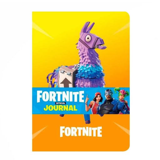 Fortnite Journal Softcover