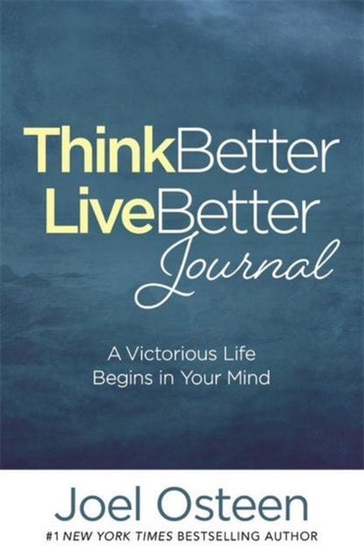 Think Better, Live Better Journal