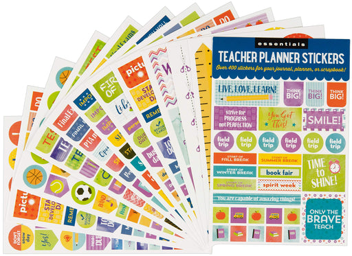 Planner Stickers Teacher