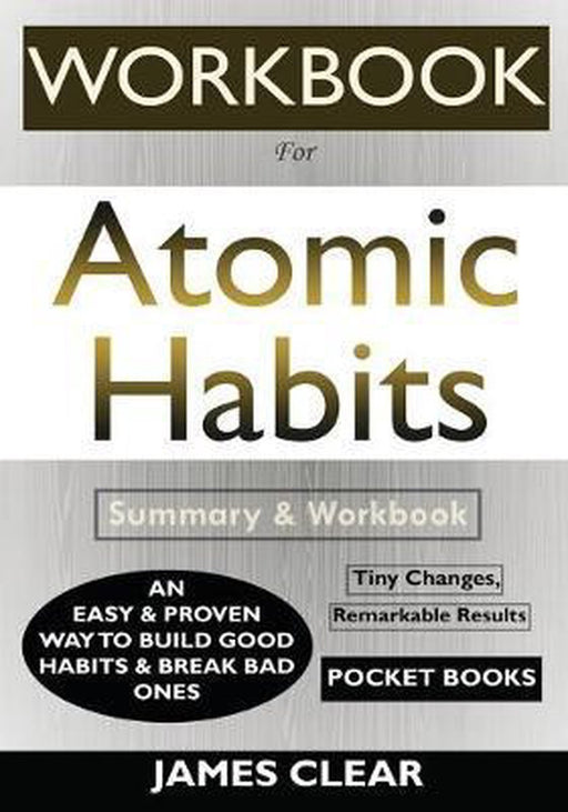 Workbook for Atomic Habits