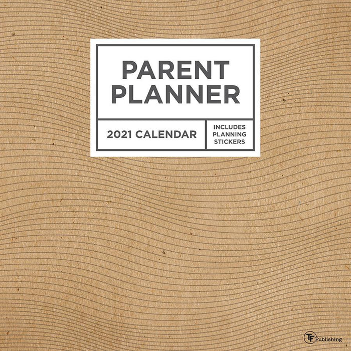 Parent Planner Wall Calendar