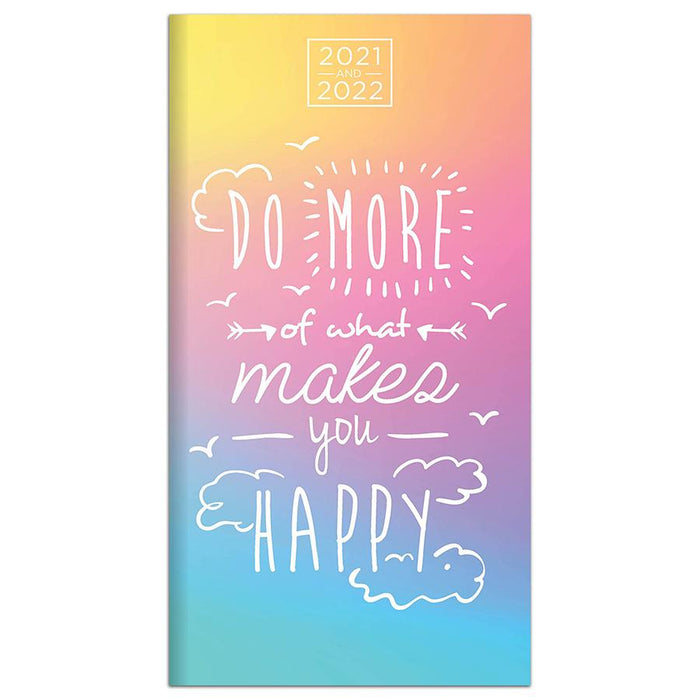 What Makes You Happy 2Y Sm MO Planner