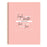 Laugh Love Live Pink Lg WM Planner