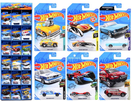 Hot Wheels Car Collection