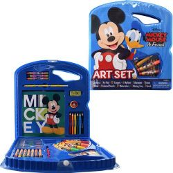 Mickey Mouse Character Art Tote.