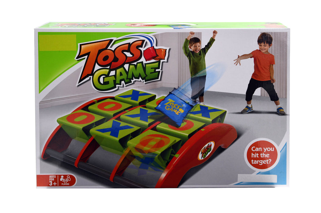 Toss Across Game in box