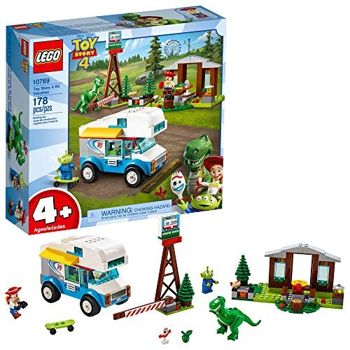 Toy Story 4 RV Vacation Lego