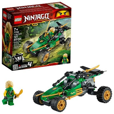 Jungle Raider Lego