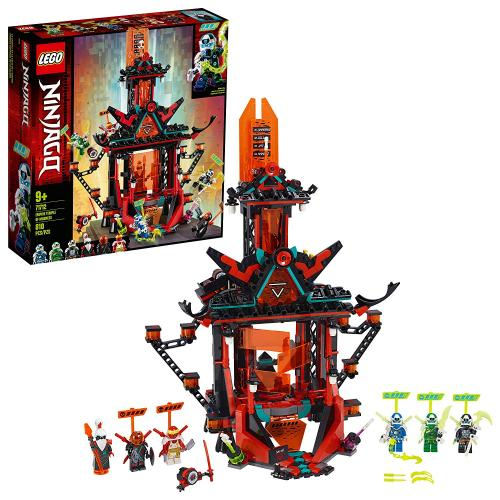 Empire Temple of Madness Lego