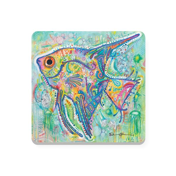 Coaster - Angelfish
