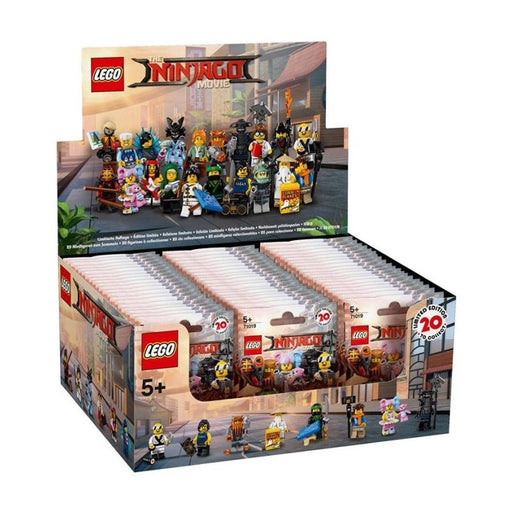 Ninjago Movie Minifigure