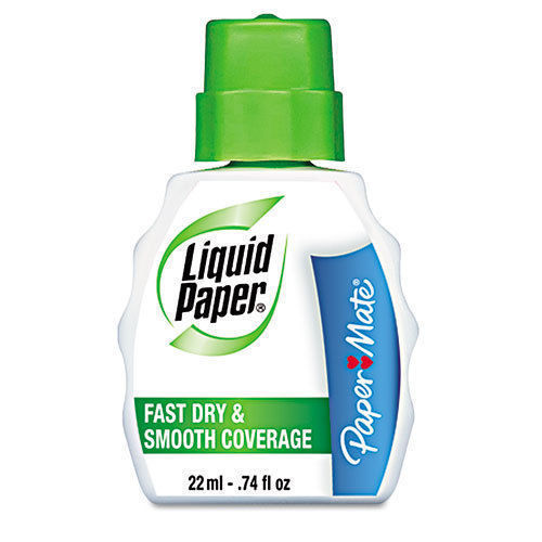 Fast Dry Correction Fluid