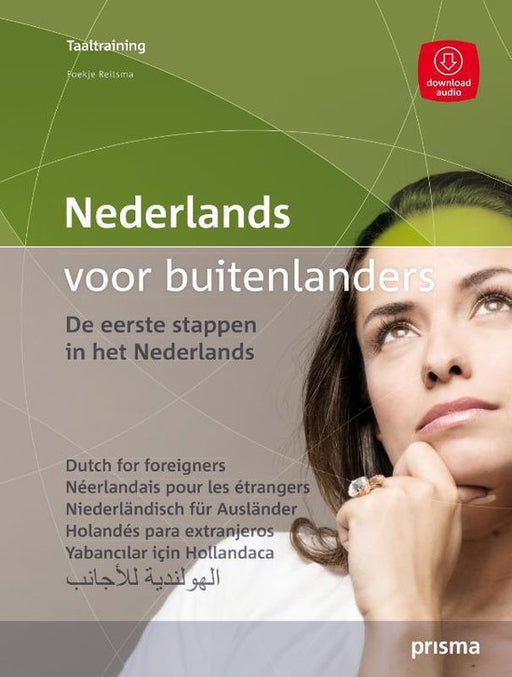 Nederlands voor buitenlanders (+audio Download)