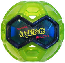 TANGLE NIGHT SOCCERBALL