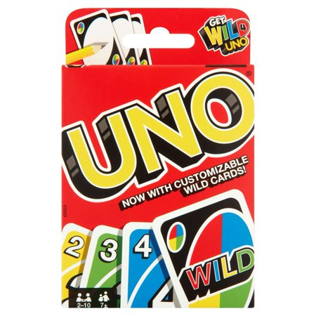 UNO Floor Stand Card Game