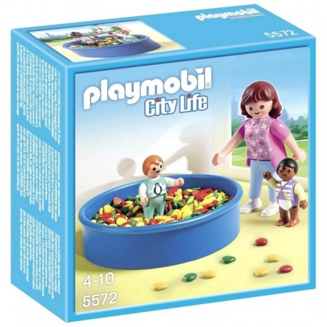 CITY LIFE PLAYMOBIL