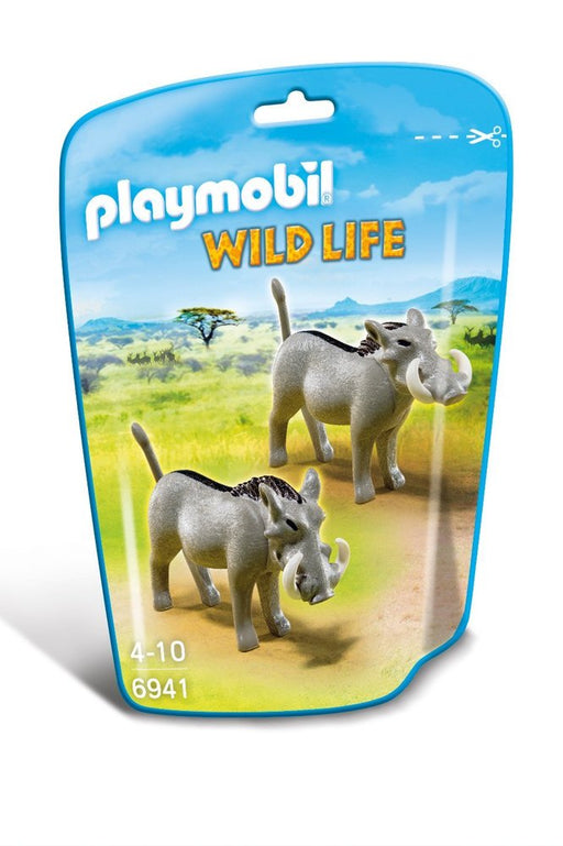 Playmobile Warthogs