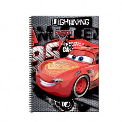 Cars Notebook