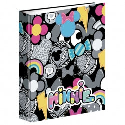 Minnie Ring Binder