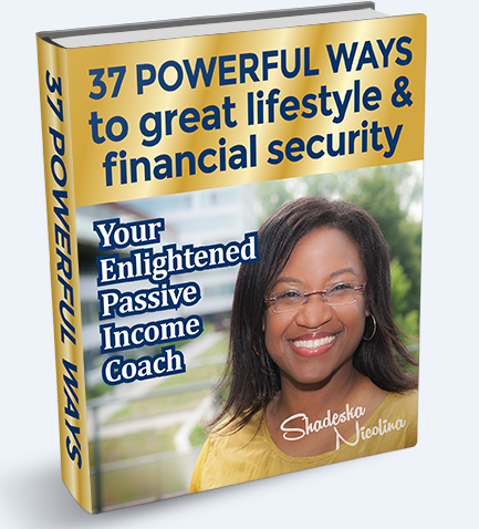 37 POWERFUL WAYS TO GREAT LIFESTYLE & FINANCIAL SECURITY