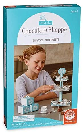CHOCOLATE SHOPPE SET