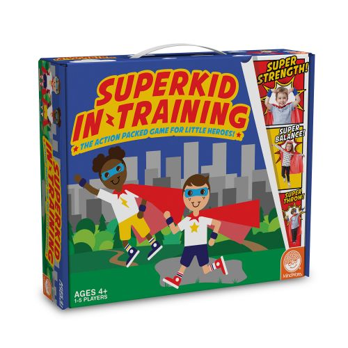 SUPERKID IN TRAINING