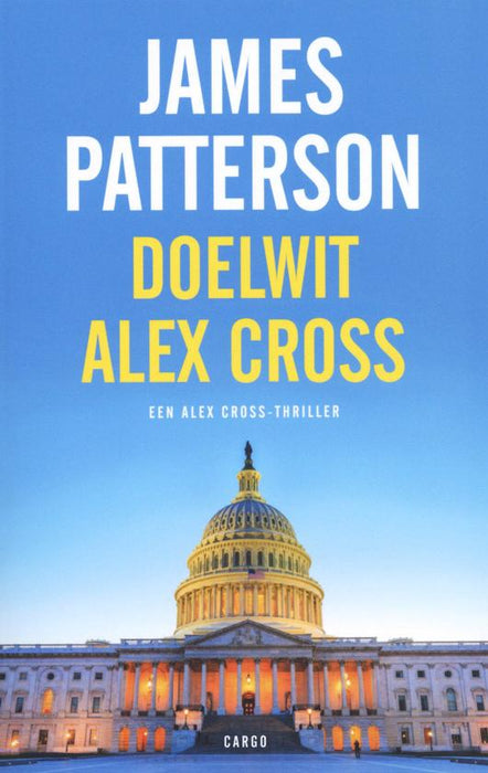 Alex Cross - Doelwit Alex Cross.